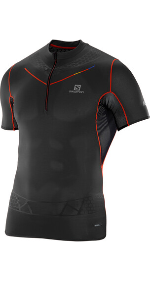 Salomon M's S-Lab EXO HZ Tee Black